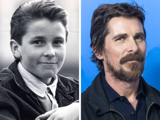 When Celebrities Were Much Younger, part 2