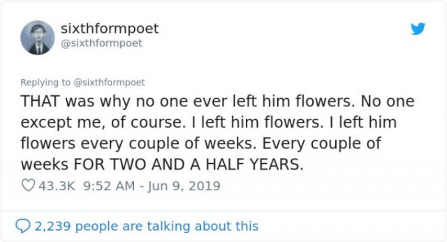This Is How A Man Met His Wife