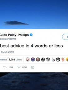 Your Best Advice In Four Words Or Less
