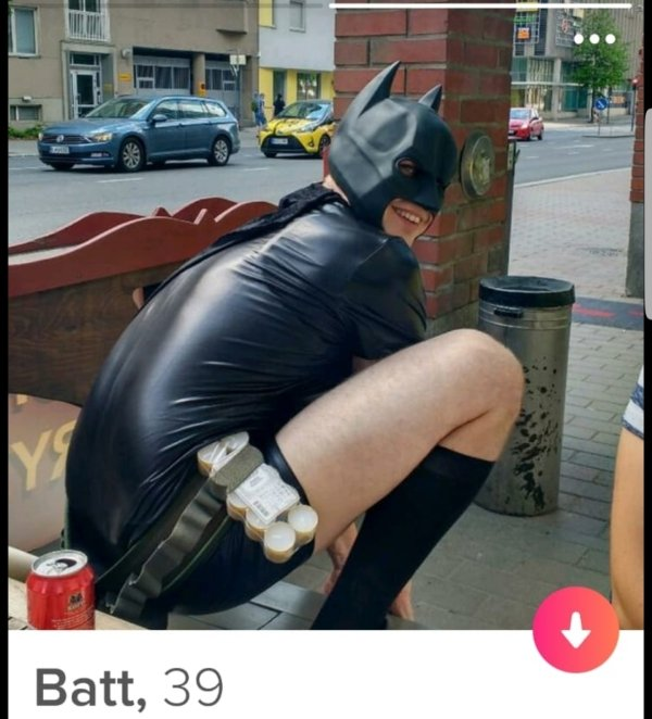Welcome To Tinder