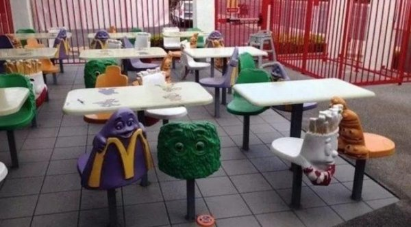 McDonald's In The '80s And '90s