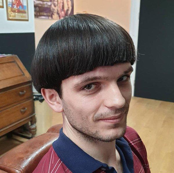 Funny Haircuts, part 3