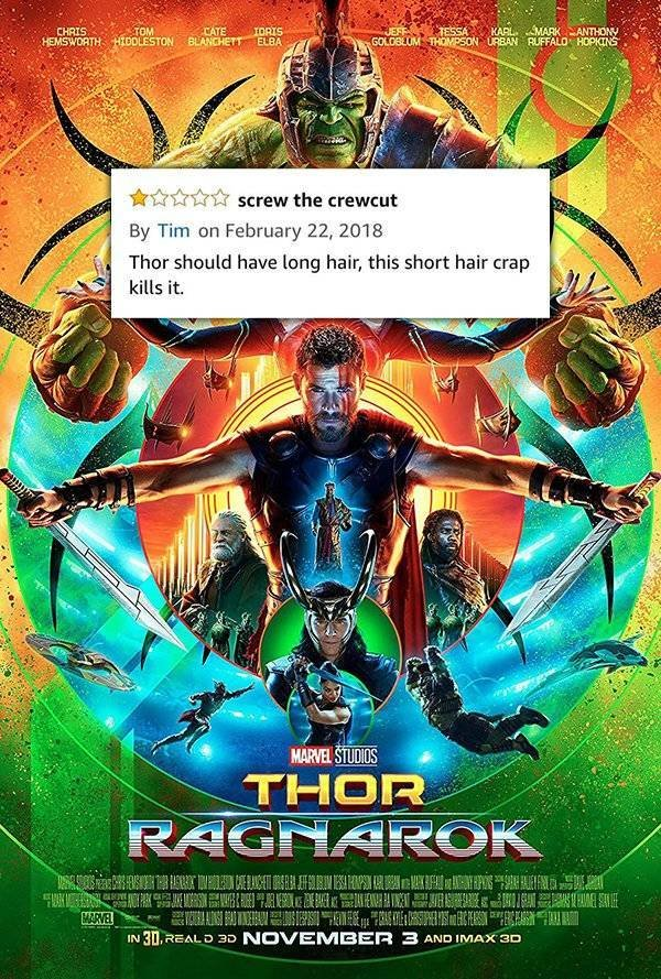 Awesome Amazon Movie Reviews