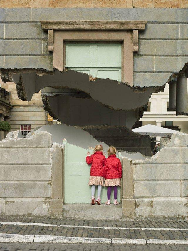 This Sculptor Makes Unbelievable Street Art