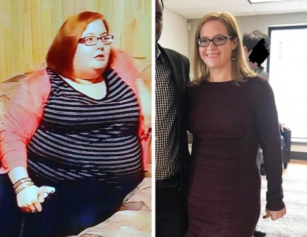 People Who Lost Weight, part 4