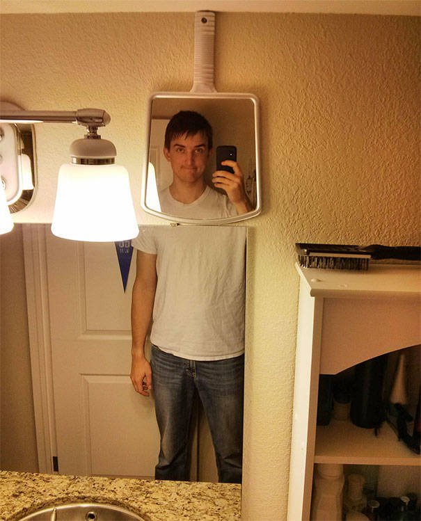 Tall People Problems, part 2