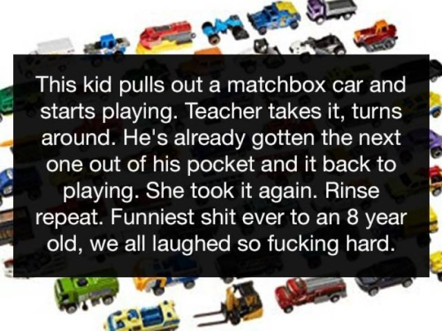 Weird Things Confiscated By Teachers