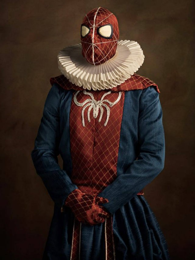 The Superheroes From Elizabethan Era