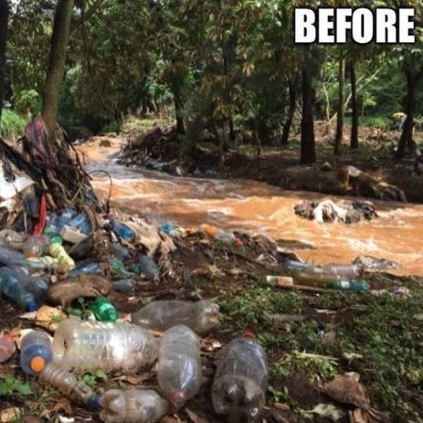#Trashtag Challenge Is One Of The Most Useful Challenges Ever