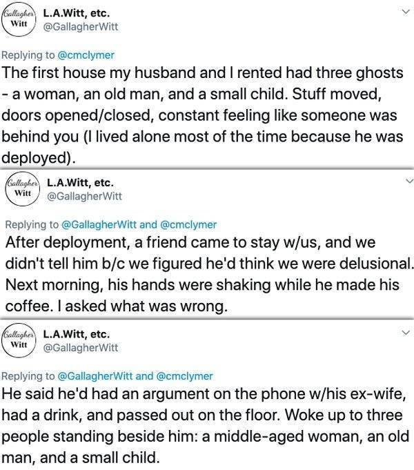 Interesting Ghost Stories