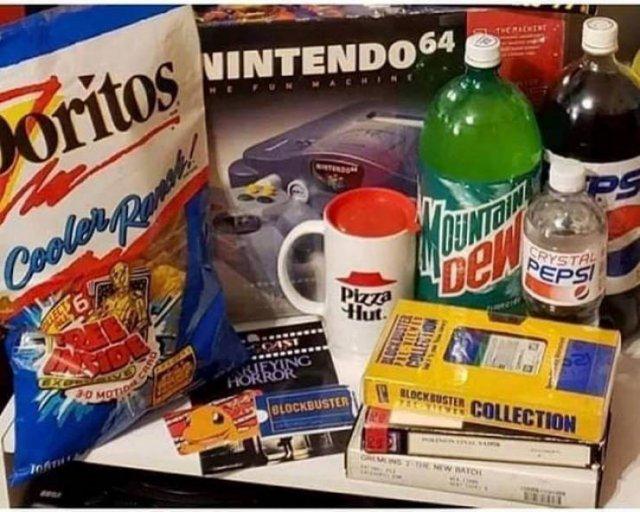 Your Daily Dose Of Nostalgia, part 17