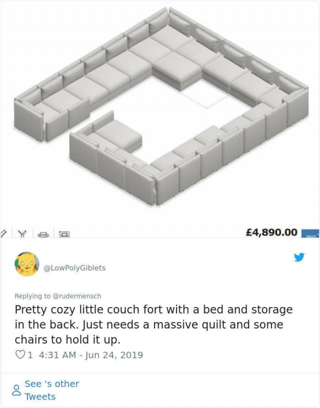 Fun With Couches