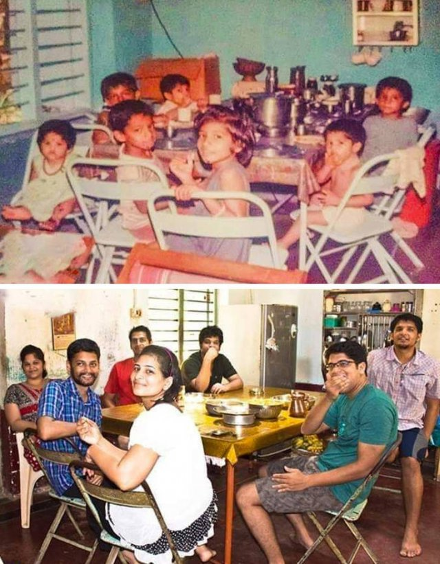 Then And Now, part 16