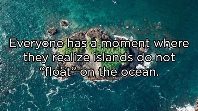 Shower Thoughts, part 81