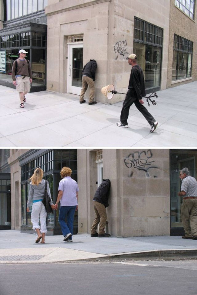 Artist Places Mannequins Around The World Just To Mess With People
