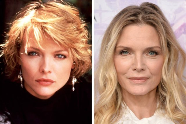 Beautiful Women Of The 20th Century Then And Now
