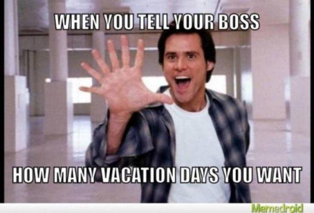 Vacation Memes, part 2