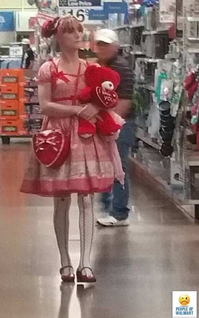 Only In Walmart, part 3