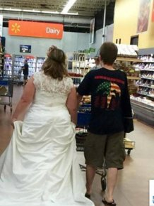 Only In Walmart