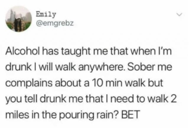Funny Drunk Moments