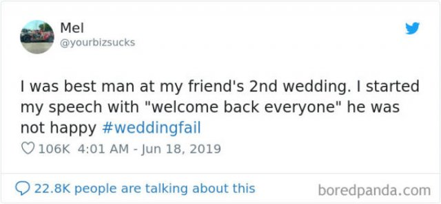 Wedding Fails, part 5