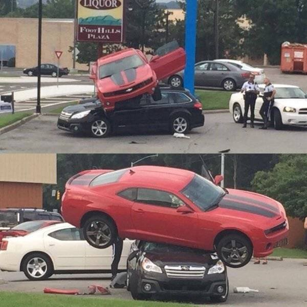 Car Fails, part 5