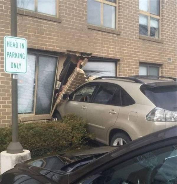 Car Fails, part 5
