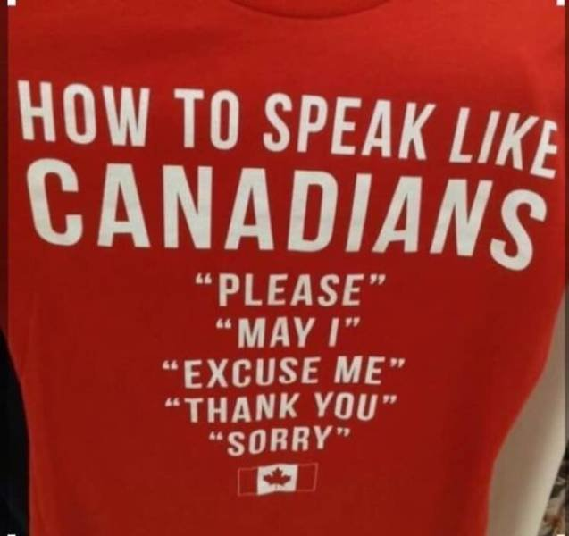 Welcome To Canada, part 3