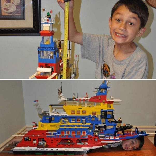 Great LEGO Creations