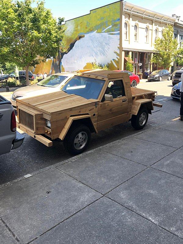 Strange Cars, part 7