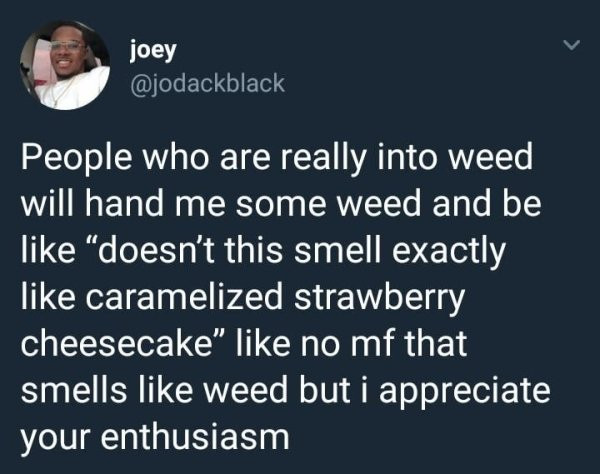 These People Are High