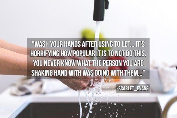 Hygiene Hacks