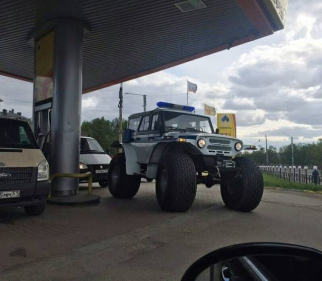 Welcome To Russia Again