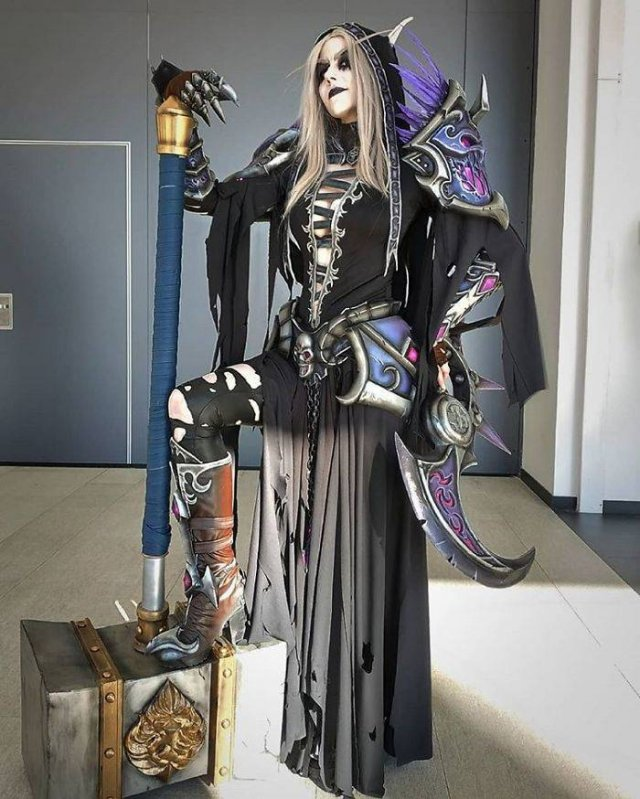 Cosplay At Starcon Russia 2019, part 2019