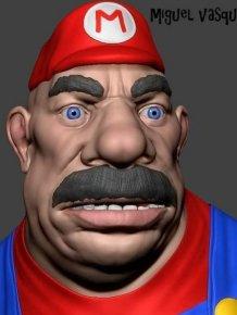 Real-Life Cartoon Characters