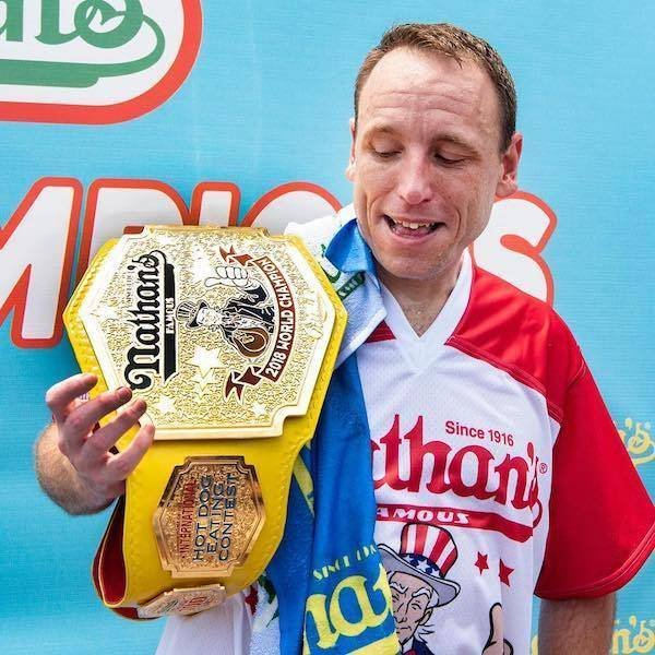 Try To Beat These Records By A Competitive Eater Joey Chestnut