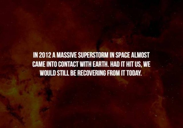 Facts About The Outer Space