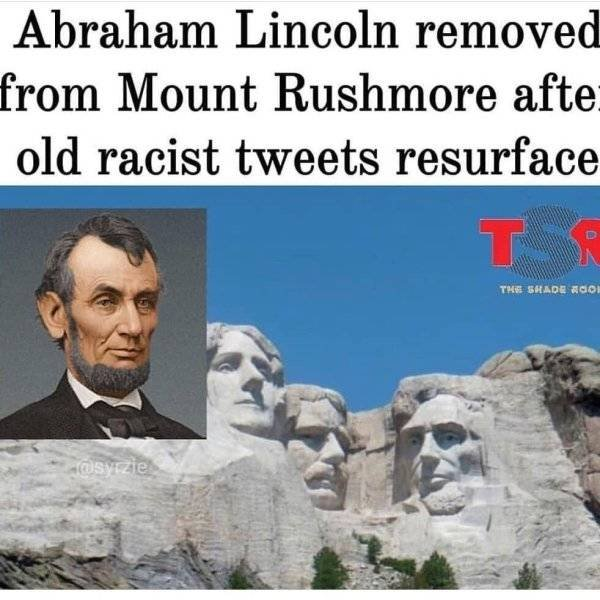 Fake History Is Funny