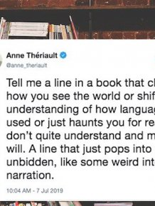 Lines From A Book That Can Change The Way You See The World