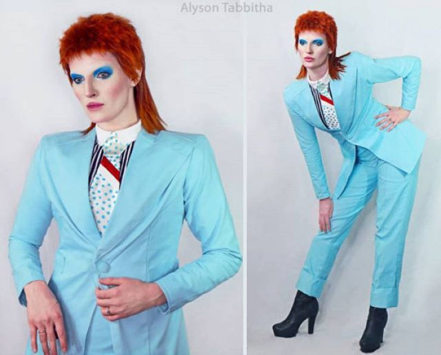 Alyson Tabbitha IS Good At Cosplay