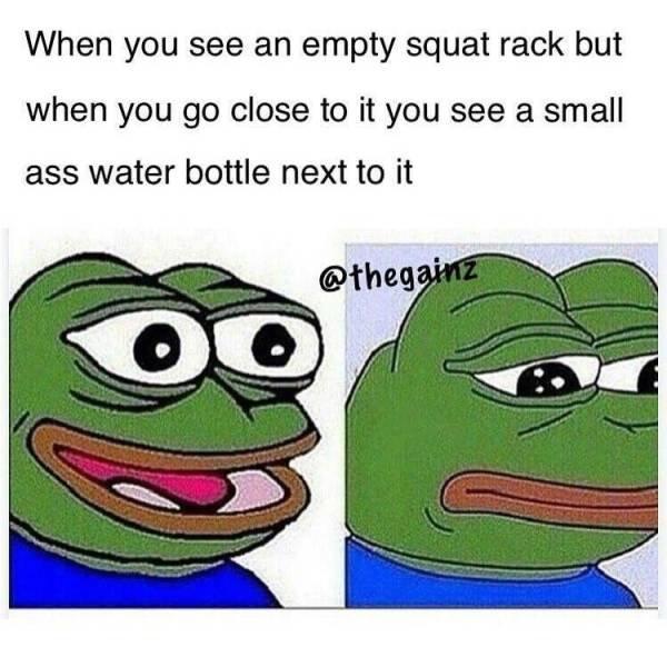 Gym Memes, part 3