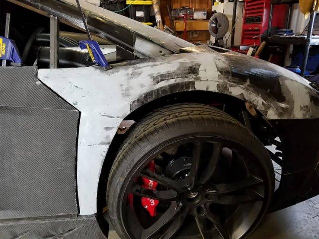 Lamborghini Aventador Made On A 3D-Printer