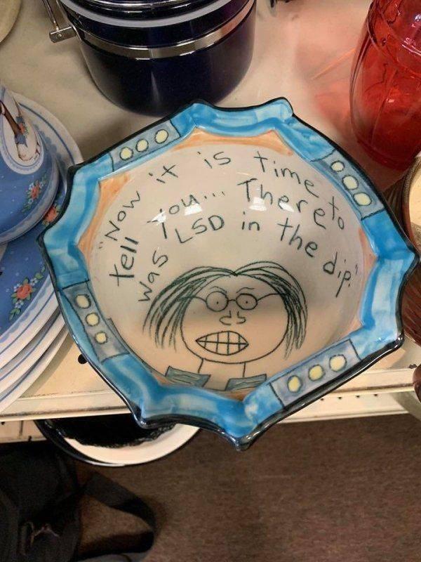 Found At Thrift Shops, part 3