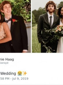 When Prom Goes All The Way To The Wedding