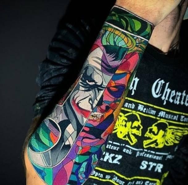 Hyper-Realistic Tattoos, part 3