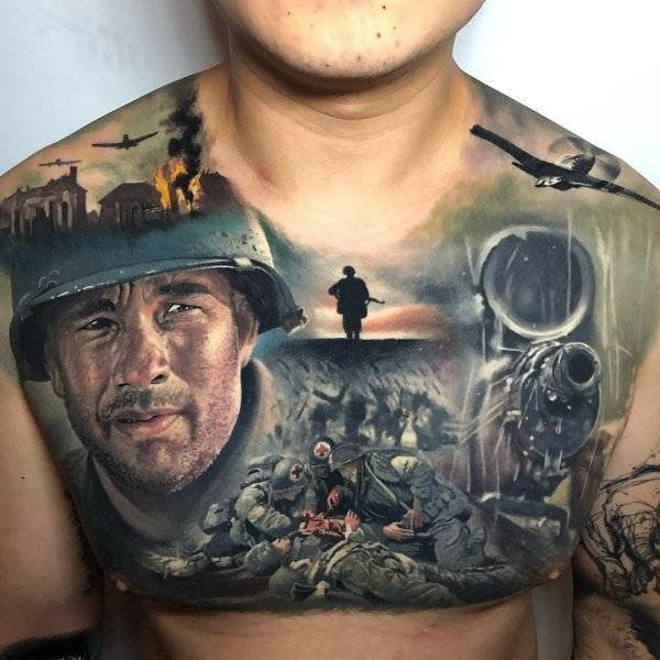Hyper-Realistic Tattoos, part 3