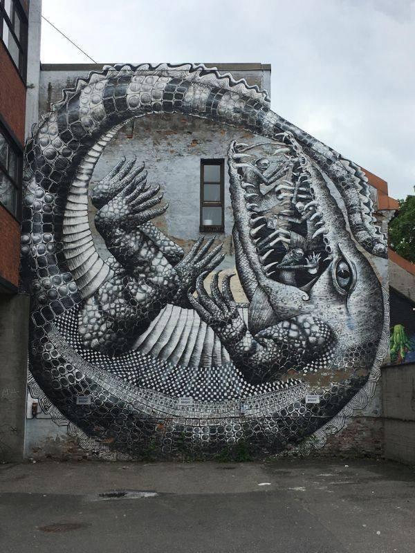 Street Art Fun