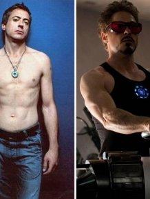 How Marvel Roles Can Change Actors' Bodies