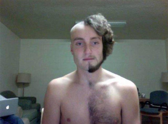 Funny Haircuts, part 4