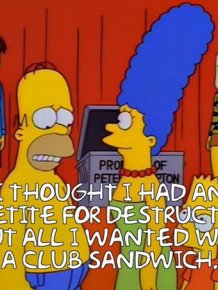 The Best Of Homer Simpson